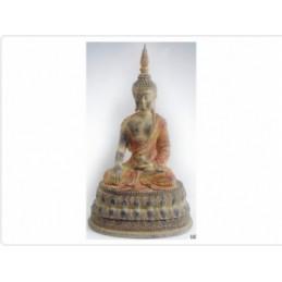 Estatueta Buda 17X13,5X27CM