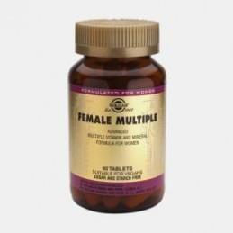 Female Multiple 60 Comprimidos Solgar