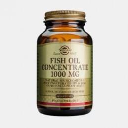 Fish Oil Concentrate 1000 mg 60 Capsulas Solgar