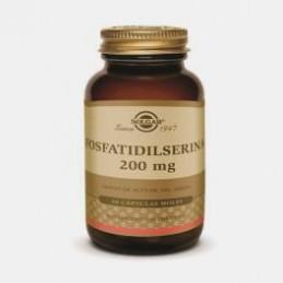 Fosfatidilserina 200 mg 60 Capsulas Solgar