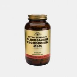 Glucosamina+Condroitina+MSM 120 Comprimidos Solgar