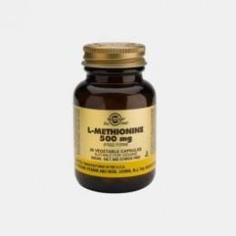L-Metionina 500 mg 30 Capsulas Solgar