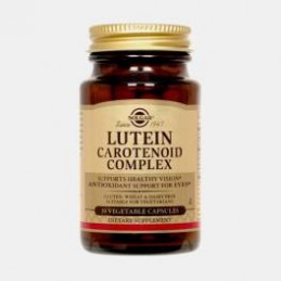 Lutein Carotenoid Complex 30 Capsulas Solgar