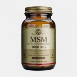 MSM 1000 mg 60 Comprimidos Solgar