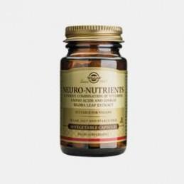 Neuro Nutrientes 30 Capsulas Solgar