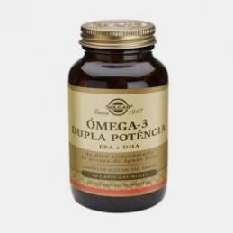 Omega 3 Dupla potencia 60 Capsulas Solgar