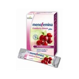 Menofemina Cranberry Bassen Plus