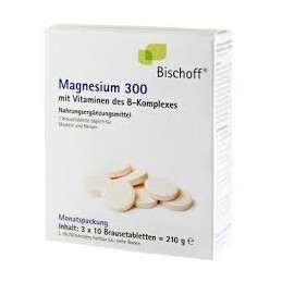Magnesium 300 + Vitamin B Komplex