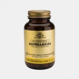 Scutellaria 50 Capsulas Solgar