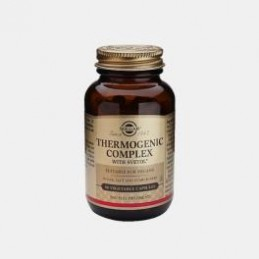 Thermogenic Complex  With vetol 60 Capsulas Solgar