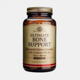 Ultimate Bone Support 120 Comprimidos Solgar