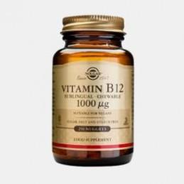 Vitamina B12 (Cianocobalamina) 250 Comprimidos Solgar
