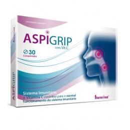 Aspigrip 30 Comprimidos Fharmonat