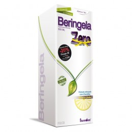 Beringela Zero Limao 500 ml