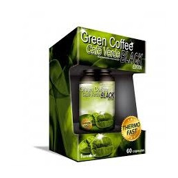 Green Coffee Black Edition 60 capsulas