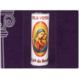 Vela Votiva N. Sra. do Rosario