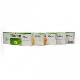 Flevox 67mg p/ caes 2-10 KG X 1 uni. vet