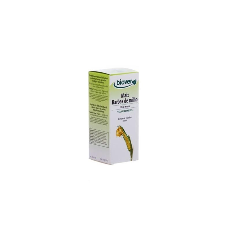Barbas de milho - zea mays gotas 50 ml - Biover