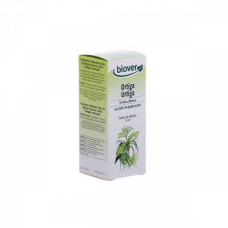 Urtiga - Urtica Dioica frasco 50 ml - Biover