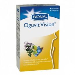 Oguvit Vision 40 Cápsulas  Bional
