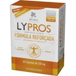 Lypros Fórmula Reforçada 60 cápsulas