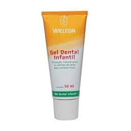 Gel Dental Infantil 50 ml Weleda