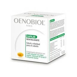 Oenobiol Capilar Revitalizante 60 Capsulas