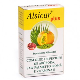 Alsicur Plus 60 capsulas