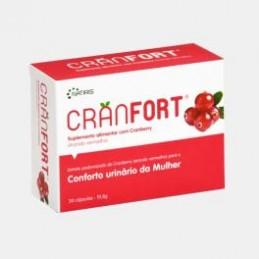 Cranfort 30 capsulas