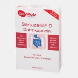 Sanuzella D 60 capsulas