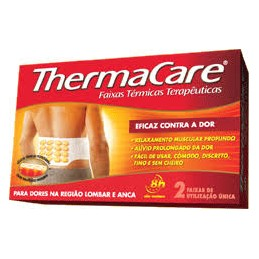 ThermaCare Faixa Termica Lombar e Anca x2