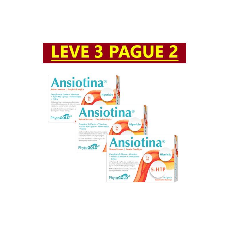 Ansiotina - Leve 3 Pague 2