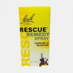Florais de Bach Rescue Remedy Frasco Spray de 20ml