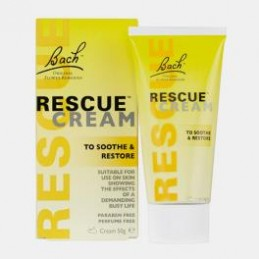 Florais de Bach Rescue Cream 50ml