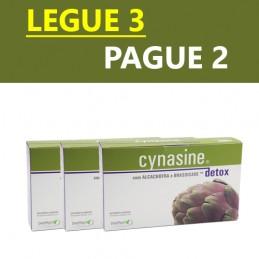 Cynasine Detox Ampolas - Leve 3 Pague 2