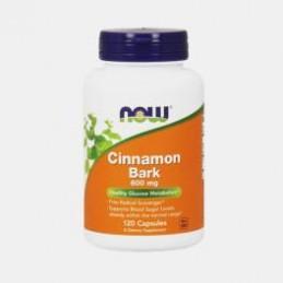 Cinnamon Bark 120 Capsulas