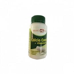 Calcio coral + vitamina D3 60 Lipidcaps