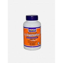 L-Tryptophan 60 comprimidos Now