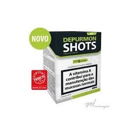 Depurmon Shots 25 ml x 12 Ampolas