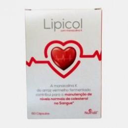 Lipicol 60 Capsulas