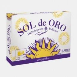 Sol de Oro 60 Comprimidos