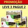 Biolimao Gold 3 em 1 Pague 2 Leve 3