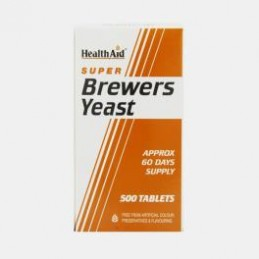 Brewers Yeast 300mg 500 comprimidos