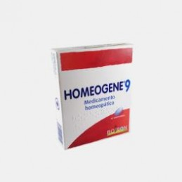 Homeogene 9 - 60 comprimidos