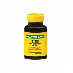 Zinc Gluconate 50Mg 100 Comprimidos
