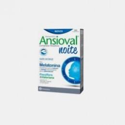 Ansioval Noite 30 comprimidos