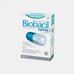 Biobacil Total 20 capsulas de 500mg