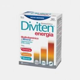 Diviten Energia 30 Comprimidos