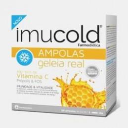 Imucold Geleia Real 20 Ampolas