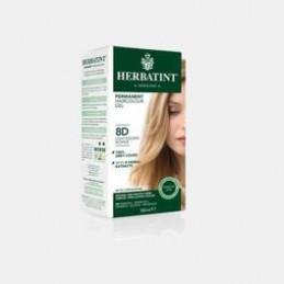 Herbatint D8 Louro Claro Dourado 150 Ml